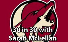 Interview with Sarah McLellan, Reporter for AzCentral Sports who covers the Phoenix Coyotes.