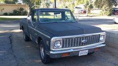 My 1972 chevy c20