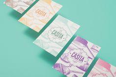 la casita café — corporate identity by el estudio™, via Behance