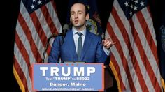 """Stephen Miller drew praise from a top white nationalist, who hopes he'll """"do good things for white America."""""""