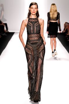J. Mendel Spring 2014 RTW - Runway Photos - Fashion Week - Runway, Fashion Shows and Collections - Vogue