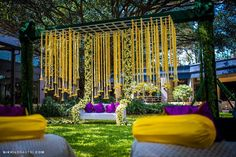 Kick ass Indian wedding decor ideas - decor inspiration to create you own unique wedding look along with DIY hacks, tutorials, resources even freebies