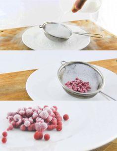 frozen pearls
