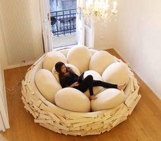 Soft Nest chair