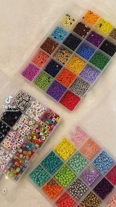 Diy Jewelry Rings, Handmade Wire Jewelry, Diy Crafts Jewelry, Bracelet Crafts, Seed Bead Jewelry, Bead Jewellery, Beaded Jewelry, Beste Iphone Wallpaper, Diy Crafts Hacks
