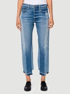 Los jeans estilo patchwork que le hacen sombra a los de Vetements - FashTruck