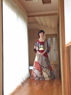 和装ドレス003