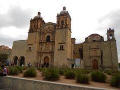 Templo de Santo Domingo de Guzman, Oaxaca México..