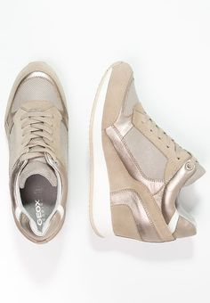 NYDAME - Sneakers basse - light taupe