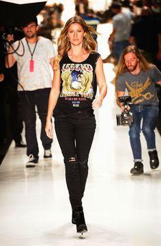 Favourite Celebrity Look of The Week: Gisele Bundchen - My Fash Avenue