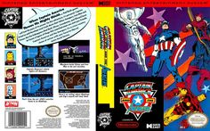 Captain America and the Avengers is an action platform game where you play as Captain America and Hawkeye in your attempt to rescue Iron…