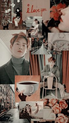 #exo Z Wallpaper, Tumblr Wallpaper, Cellphone Wallpaper, Exo Chen, Exo Chanyeol, Red Aesthetic, Kpop Aesthetic, Exo Lockscreen, Kpop Exo