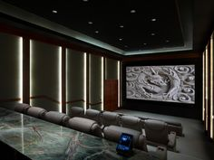 Home Theater Designs From CEDIA 2014 Finalists | Home Remodeling - Ideas for Basements, Home Theaters & More | HGTV