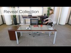Reveal Modern Office | National Business Furniture