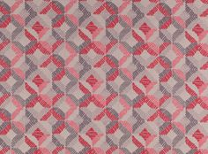 Adamas Cherry - Loki - Prints and Weaves : Upholstery Fabrics, Prints, Drapes & Wallcoverings
