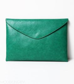 Teal clutch - Clutch - Bags - Women - Modekungen | Clothing, Shoes and Accessories