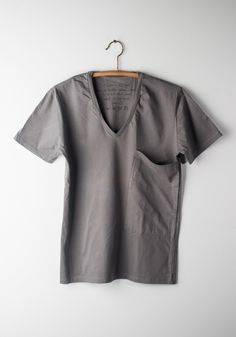 V-neck T-Shirt by Another Place | Bohem