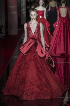 Zuhair Murad Spring 2017 Couture