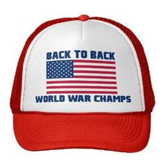 4acadacff62 16 Best America Back To Back World War Champions Hat images ...