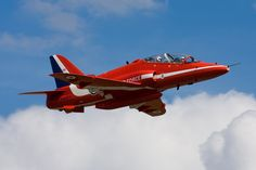 Red Arrow at Waddington