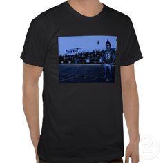 Footballer in Briefs (night version) t-shirt #zazzle #briefs #footballer