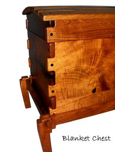 Mortise and Tenon chest