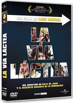 La vía láctea (1969) Francia. Dir.: Luis Buñuel. Comedia. Drama. Relixión - DVD CINE 1921
