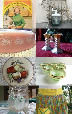 1000 Images About Kitchen Vintage On Pinterest Food