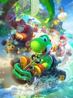 Mario Kart 64, Mario Kart Games, Mario E Luigi, Super Mario Kart, Super Nintendo, Mini Mario, Mario Wii, Nintendo Mario Kart, Super Mario Brothers