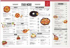 Restaurant Menu Design, Logo Restaurant, Korean Kitchen, Menu Layout, Menu Book, Food Branding, New Menu, Lunch Menu, Love Design
