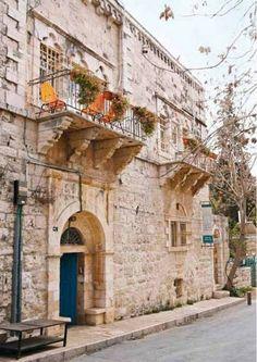 Ain Karem, Jerusalem, Palestine