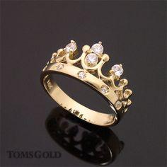 14K Little Ring 4681