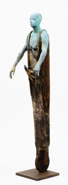 Original bronze sculpture by Jesus Curia Perez - Paris Art Web