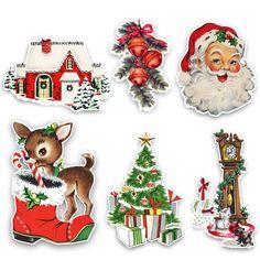 fete noel vintage gifs images - Page 17 Vintage Christmas Images, Retro Christmas, Christmas Pictures, All Things Christmas, Christmas Crafts, Christmas Decorations, Christmas Ornaments, Xmas, Christmas Clipart