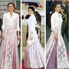 Image result for queen rania dress