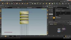 Houdini Lesson 2 - Modeling (2/2) from Purdue University CoT #animation #sidefx #vfx #Houdini #tutorial