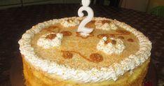 Foi din albusuri si alune macinate, doua feluri de crema : de vanilie si de frisca cu alune caramelizate, ambele creme parfumate cu coaja... Pudding, Pie, Desserts, Torte, Tailgate Desserts, Cake, Deserts, Custard Pudding, Fruit Cakes