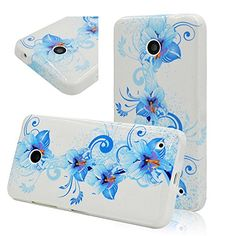 Seedan Blue Flower Painting Gel Case for Nokia Lumia 630 / 635 Rubberized TPU Soft Flexible Back Cover Skin Seedan http://www.amazon.com/dp/B00NUY5QOI/ref=cm_sw_r_pi_dp_ddEoub1ZM02Y2
