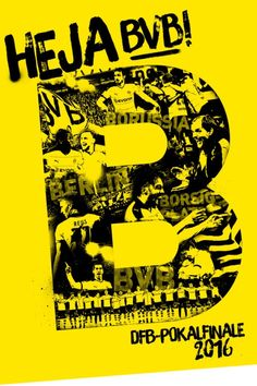 Borussia Dortmund wieder im Finale