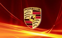 Free Download Porsche Logo HD Wallpaper Widescreen