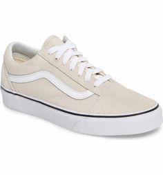 db762b7c10 Main Image - Vans Old Skool Sneaker (Women) Beige Vans Old Skool