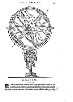 """Zodiaque dans """"Astronomique discours"""", par Jacques Bassantin"""