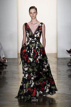 Fashion Week NYC 2015 PE : Peter Som
