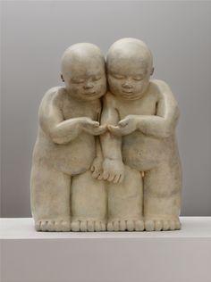 MARIELA - The Nest. #sculpture #bronze #mariela #cute #lovers #parents #saintvalentin #valentinesday #amour #love #amor #romantique #romance #romantic galeriemarciano #galerie #art #contemporaryart #artcontemporain #fineart