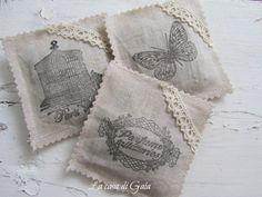 Profumatori shabby con lavanda, by ♥La casa di Gaia♥, 3,50 € su misshobby.com
