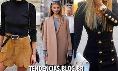 Por Dentro... em Rosa: Moda Inverno 2016 : Tendencias
