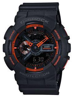 CASIO G-SHOCK | GA-110TS-1A4ER