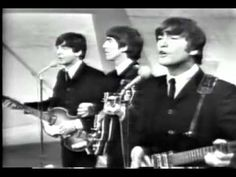 The Beatles  First Ed Sullivan Show  Appearance (original) ~ The Fab Four First Appearence on the Ed Sullivan Show was a HUGE Landmark in Rock 'n ' Roll history and what people don't realize was they already had 10,000 hours under their belts playing in the Cavern Club in Liverpool and some seedy night spots in Hamburg Germany so by the time they planted their feet on American soil all the wrinkles have been ironed out. So even these 4 lads PAID THEIR DUES, so like I said... Never Give Up !
