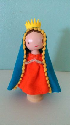 Our Lady Guadalupe MADE TO ORDER by LittleBun on Etsy