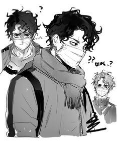 Omg I just love Sakusa Manga Drawing, Manga Art, Anime Art, Haikyuu Fanart, Haikyuu Anime, Arte Indie, Anime Lindo, Cute Anime Guys, Boy Art